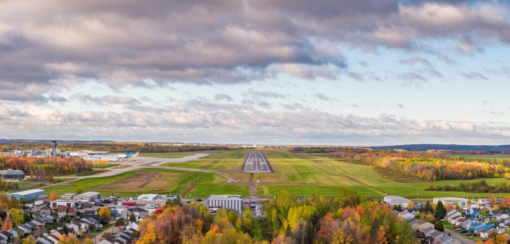 Drone-aeroport-Jean-Lesage-Quebec